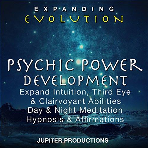 Psychic Power Development audiobook cover art