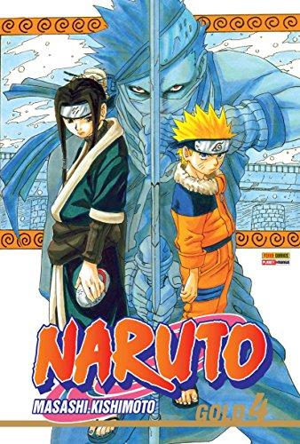 Naruto Gold - Volume 4