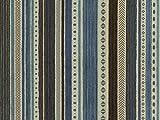 Landhaus Möbelstoff Kitzbühel Farbe 52 (blau, hellblau,