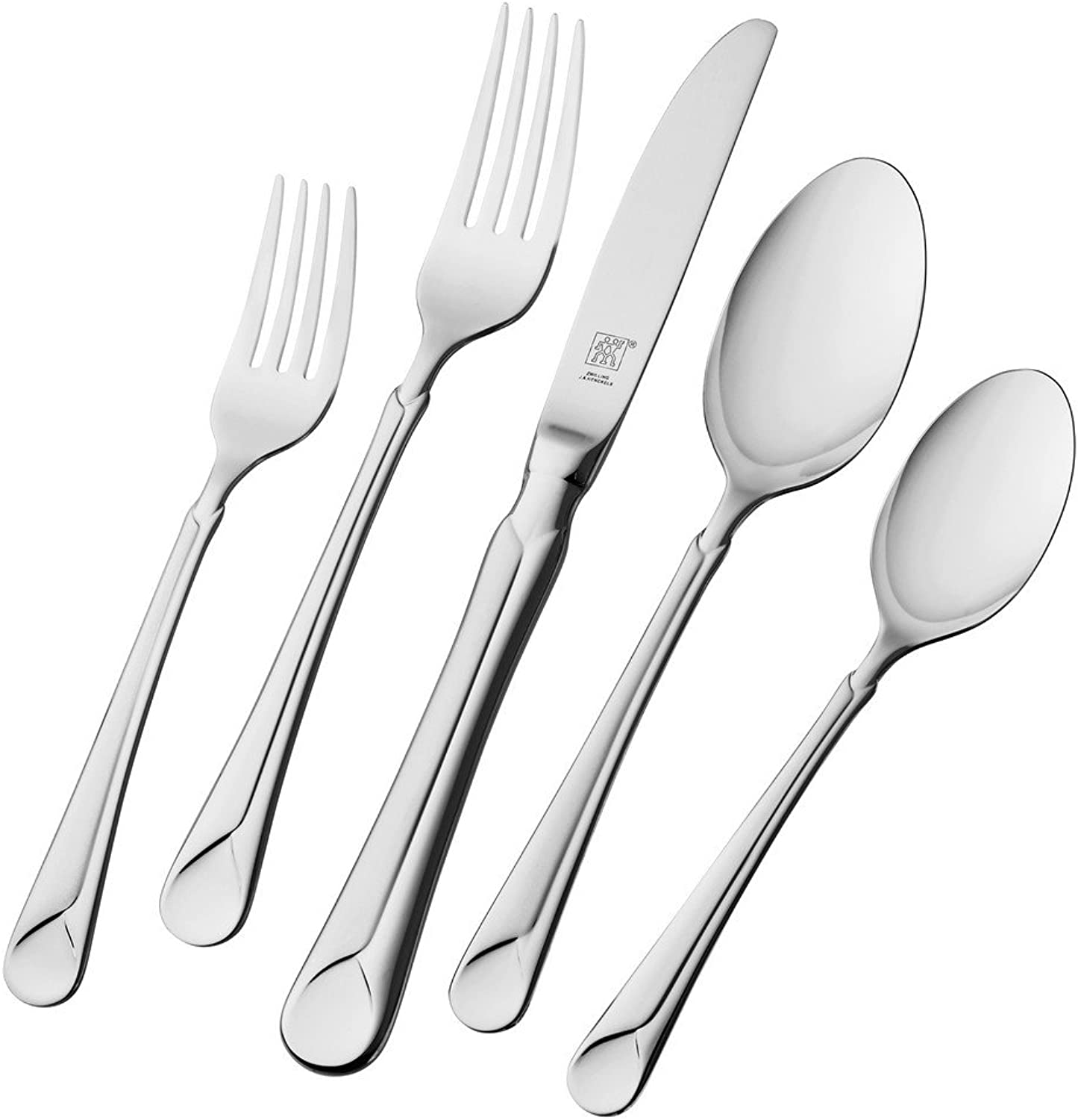 ZWILLING J.A. Henckels Provence 45-pc 18 10 Stainless Steel Flatware Set