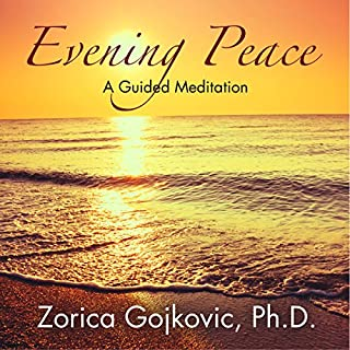 Evening Peace audiobook cover art