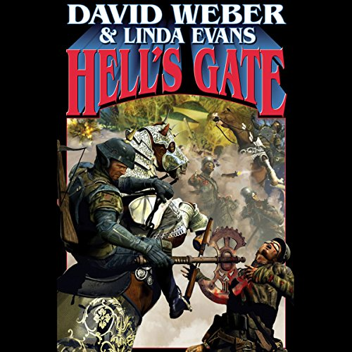 Hell's Gate cover art