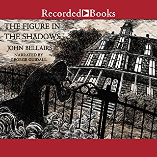 The Figure in the Shadows                   Written by:                                                                                                                                 John Bellairs                               Narrated by:                                                                                                                                 George Guidall                      Length: 3 hrs and 1 min     Not rated yet     Overall 0.0