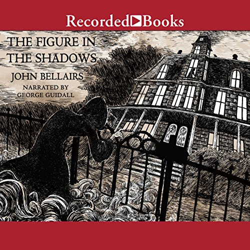 The Figure In The Shadows by John Bellairs science fiction and fantasy book and audiobook reviews