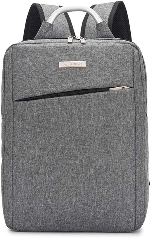 LXIANGP Mnner und Frauen Rucksack büro Business Mode Laptoptasche Jugend groe kapazitt stodmpfung tragen Outdoor Freizeit Reisetasche (40 cm  29 cm  14 cm)