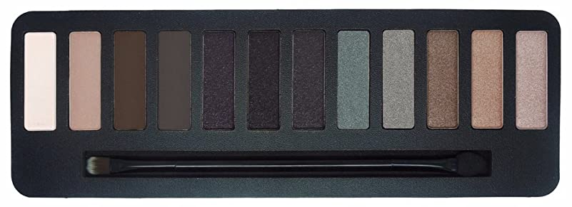 肯定的鯨不承認W7 Smokin' Shades Eye Colour Palette (並行輸入品)