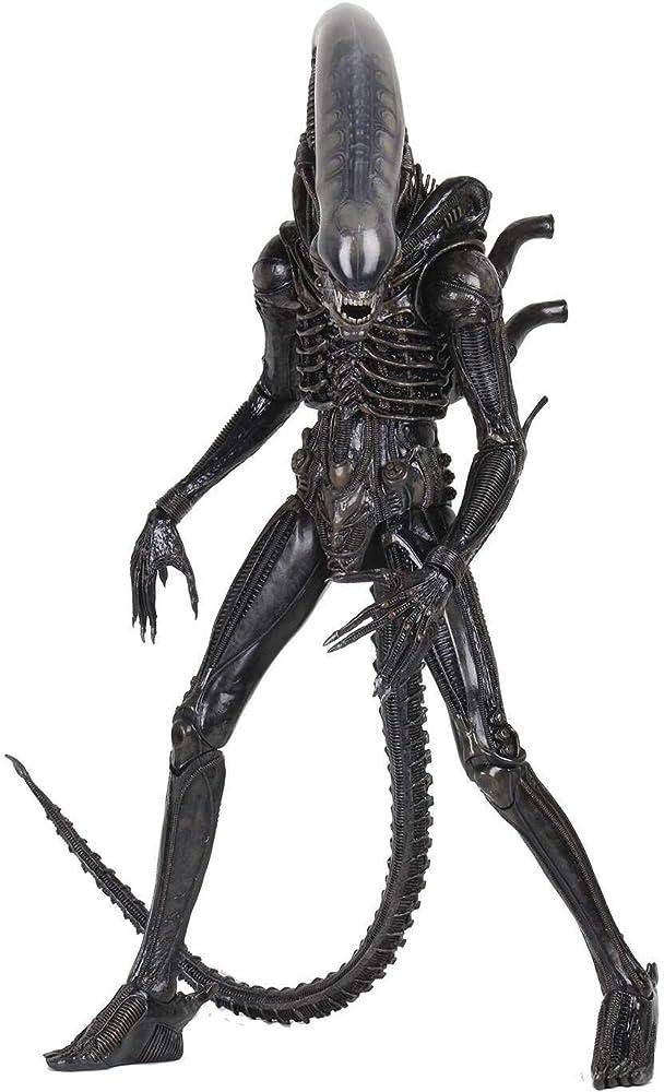 Neca , alien , statua di big chap , 60 cm 51598