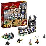 LEGO Super Heroes - Ataque de la desgranadora de Corvus Glaive (76103)