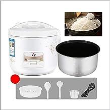 Cuiseur à riz multifonction Cuiseur à riz Cuiseur à riz électrique avec pot amovible en acier inoxydable antiadhésif 2/3/4...
