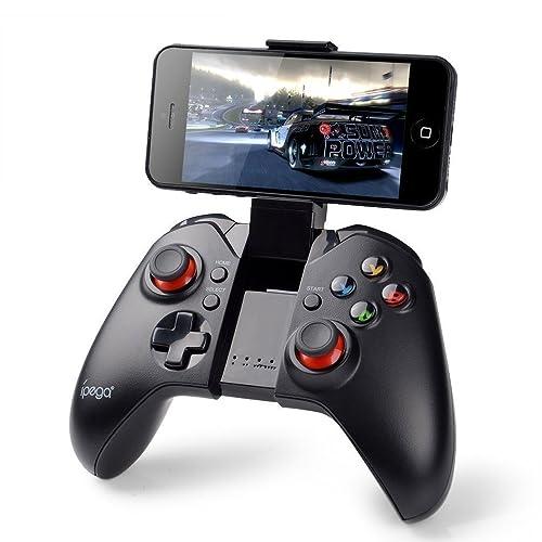 PowerLead Gapó mando clásico Bluetooth Wireless Gamepad del juego (con función de ratón) para