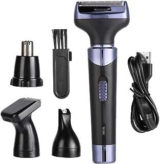 Herr näshårstrimmer – multifunktionell USB-laddningsbar elektrisk näshår örontrimmer för män (USB-stil)