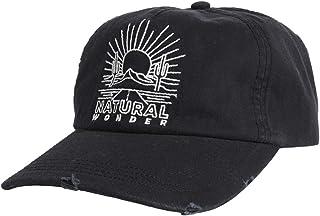 BILLABONG Women's Canvas Baseball Hat Cap