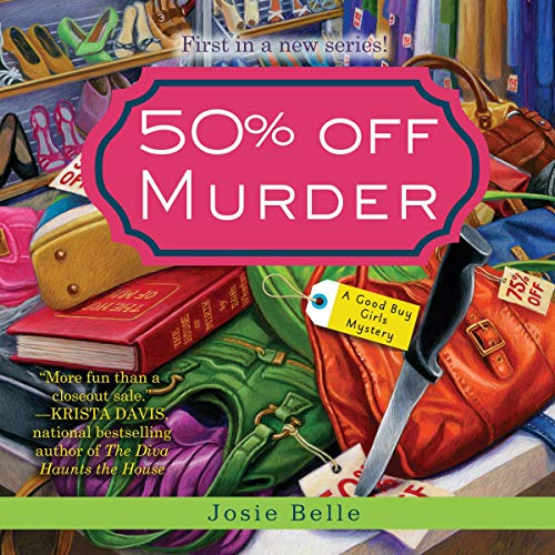 50% Off Murder  By  cover art