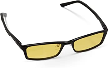 TrueDark Daywalker Elans Blue Light Filtering Glasses - Protect Your Eyes from Harmful Junk Light