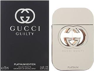 Guilty Platinum by Gucci for Women - Eau de Toilette, 75ml