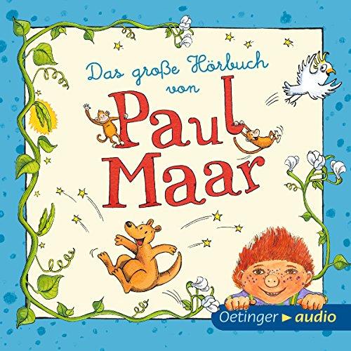 Das große Hörbuch von Paul Maar Titelbild
