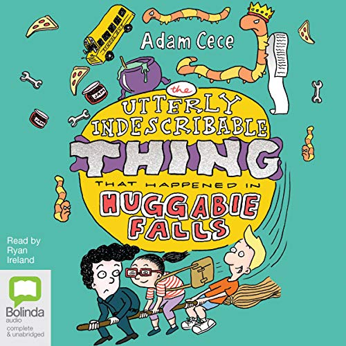 Couverture de The Utterly Indescribable Thing That Happened in Huggabie Falls