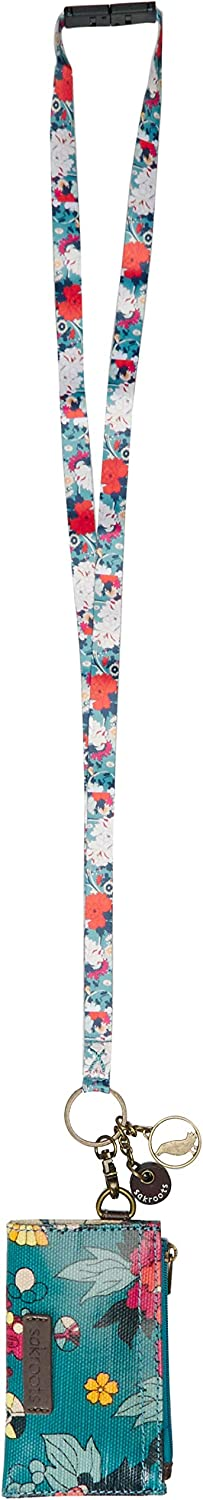 Sakroots Challenge High quality the lowest price of Japan ☆ Women's Id Lanyard Holder