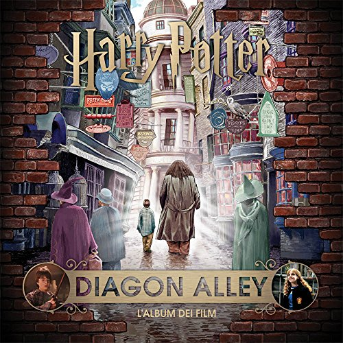Harry Potter. Diagon Alley. L'album dei film. Ediz. a colori