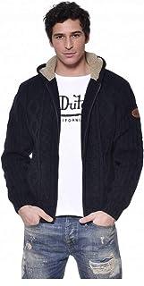 Felpa Von Dutch spessa con cappuccio Joss (XL)