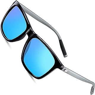 Sunglasses for Men-wearpro Polarized Vintage Men`s Sun...