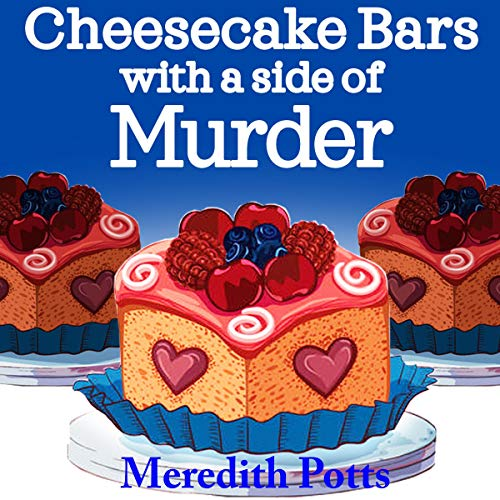 Cheesecake Bars With a Side of Murder