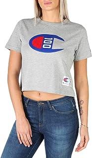 Champion Women's 112920 T-shirt Grey