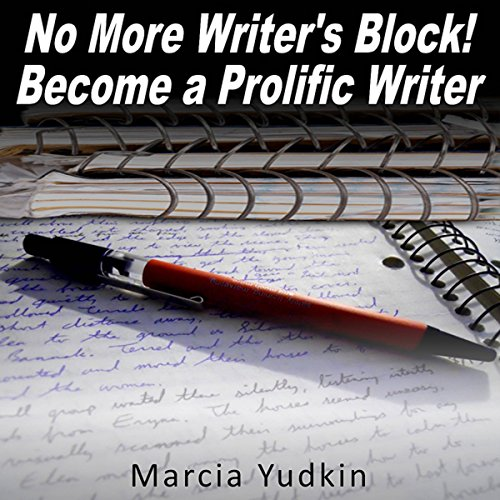 No More Writer's Block! cover art