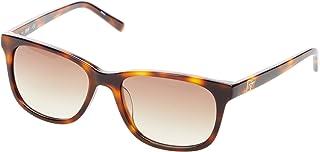 DVF Women's Rectangular Plastic Sunglasses
