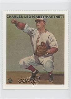 Gabby Hartnett (Baseball Card) 1977 Dover Classic Baseball Cards Reprints - [Base] #GAHA.1