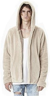 punkool Men's Fleece Hoodie Sweatshirt Kanye west Sweatshirt Hooded