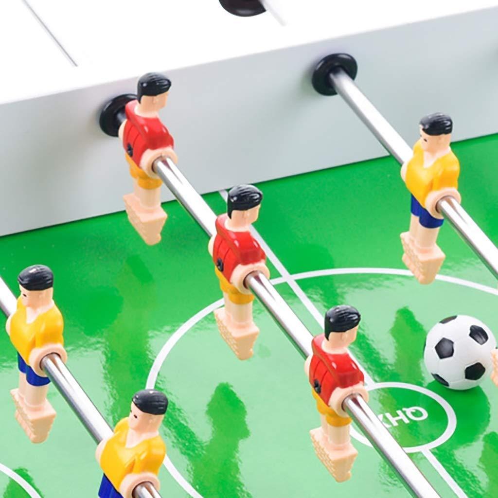 WJMLS Competencia de fútbol de futbolín Juego de Mesa Conjunto de Juegos de Mesa de Deportes para niños, Juegos de Rompecabezas para 3 años de Edad, Regalo para niños: Amazon.es: Hogar