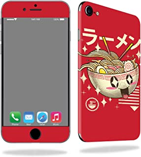 MightySkins Skin Compatible with Apple iPhone 7 - Ramen Kawaii | Protective, Durable, and Unique Vinyl Decal wrap Cover | Easy to Apply, Remove, and Change Styles | Made in The USA