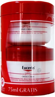 EUCERIN pH5 Skin-Protection Crema Pack 100ML + 75ML