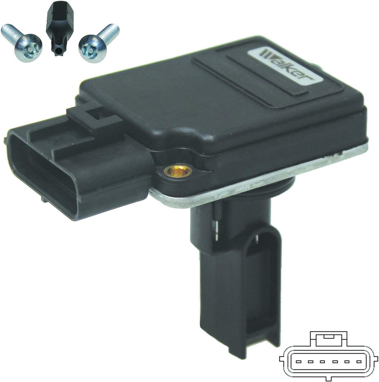 Walker Products 245-1225 Mass MAF Air Sensor Washington Mall Popular product Flow