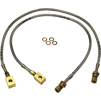 FBL83 Pair 5-7 Stainless Steel Brake Line Skyjacker