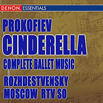 Prokofiev: Cinderella (Complete Ballet)