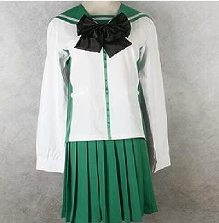 saeko busujima cosplay costume