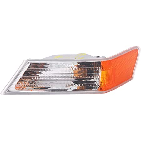 JP Auto Signal Light Lamp Compatible With Jeep Patriot 2007 2008 2009 2010 2011 2012 2013 2014 Passenger Right Side