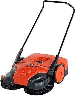 Haaga 677 Profi-line Battery Powered Triple Brush Sweeper, 31