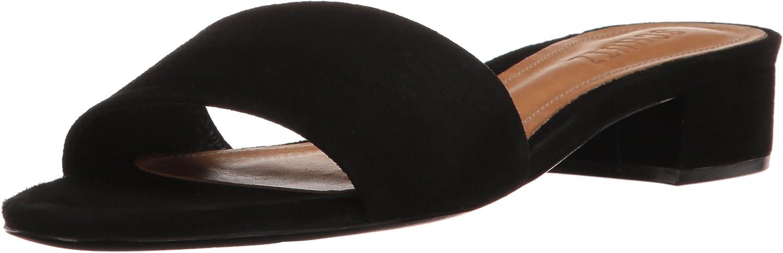 Schutz Womens Elke Slide Sandal