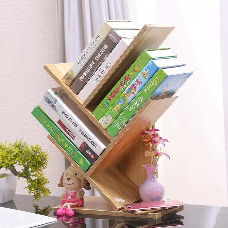 Yunfeng Bookshelf,Floor-Standing Multifunctional Rack Tree Multi-Layer Storage Storage Shelf