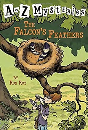 The Falcons Feathers (A to Z Mysteries) by Ron Roy (1998-10-13)