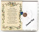 Wedding Collectibles Personalized A Bride's...