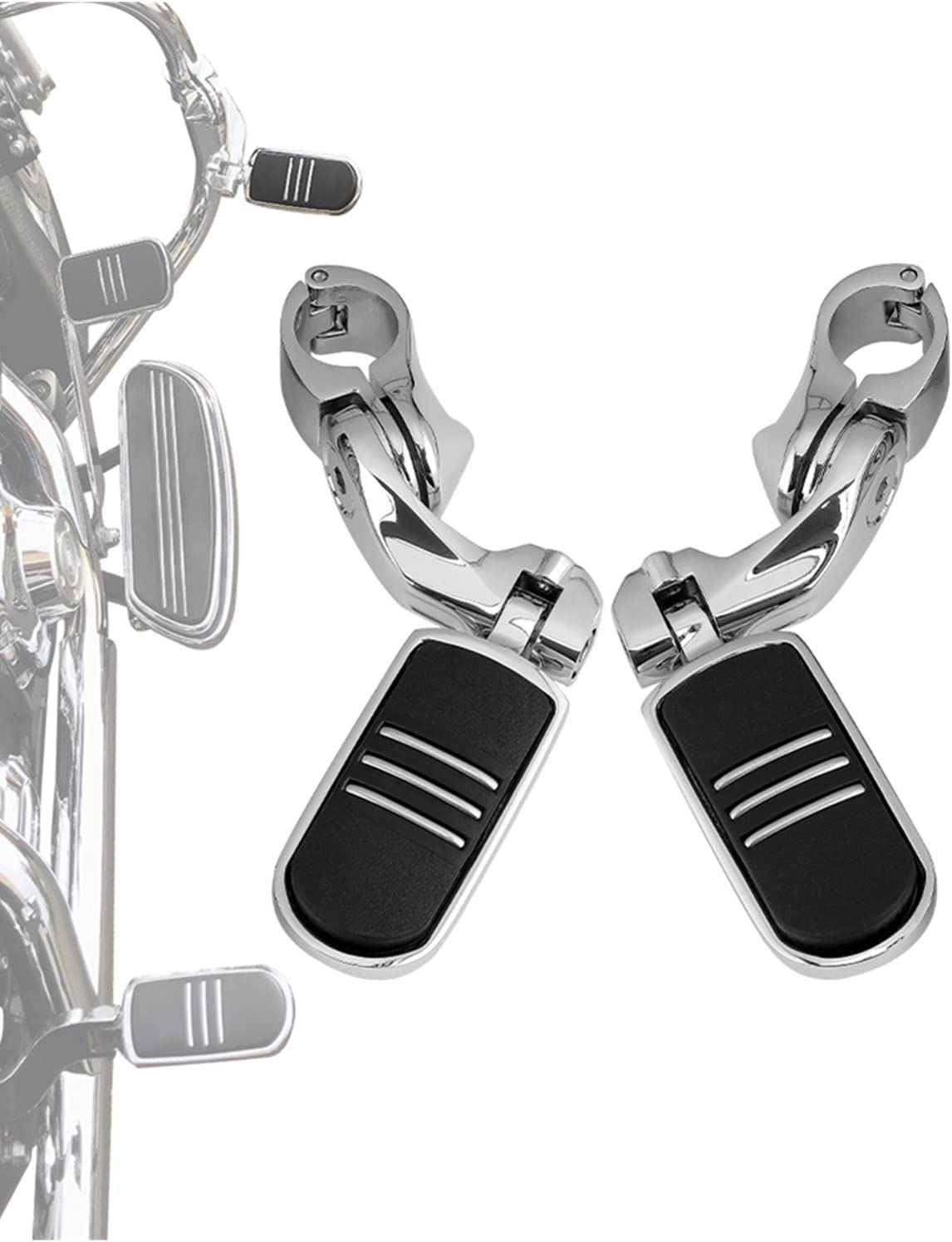 Motorcycle Max 60% Al sold out. OFF Highway Pegs Foot Peg for Sportster Electra R Softail