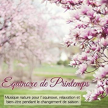 Equinoxe de Printemps – Musique nature pour l'équinoxe, relaxation et bien-être pendant le changement de saison