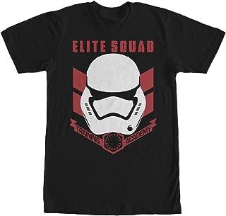 Star Wars The Force Awakens Men's Stormtrooper Elite Squad Training Academy T-Shirt