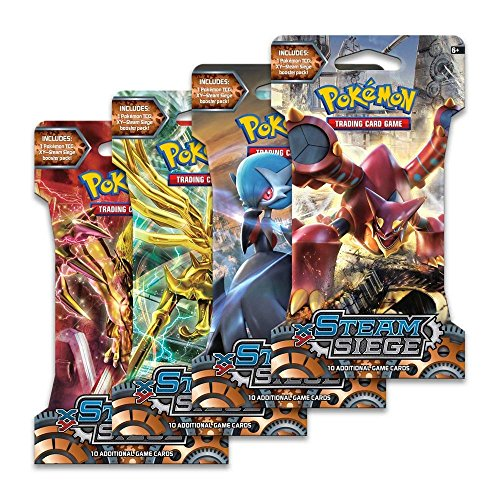 Pokemon Trading Card Game, 4 Pack S…
