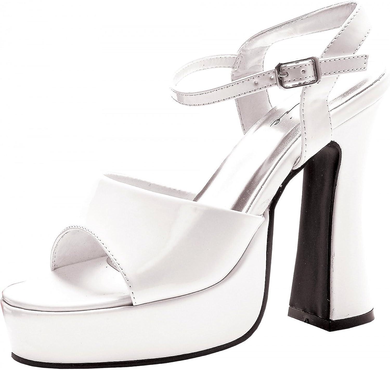 Ellie Women's Lea-557 White Size 9 M