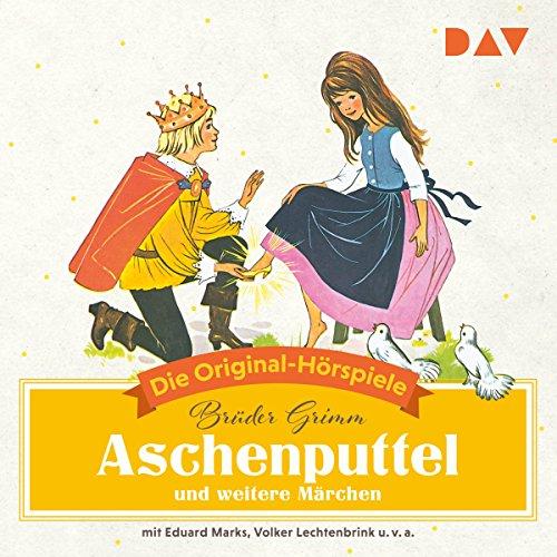 Aschenputtel und weitere Märchen Titelbild